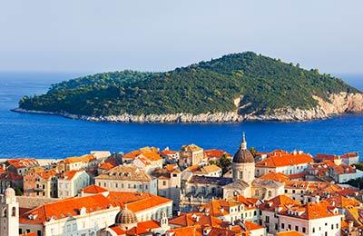 Horvátország Kompok