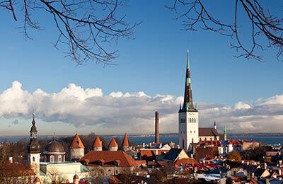 Észtország Kompok