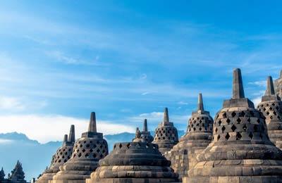 Indonézia Kompok