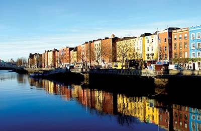 Írország Kompok