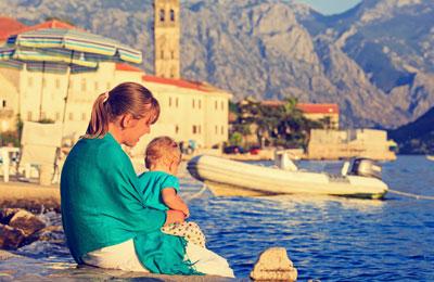 Montenegró Kompok