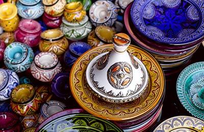 Marokkó Kompok