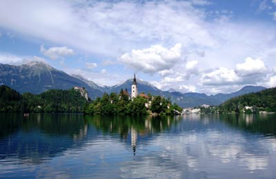 Szlovénia Kompok
