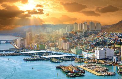 Dél-Korea Kompok