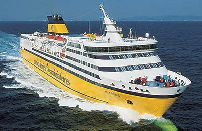 Corsica-Sardinia Ferries